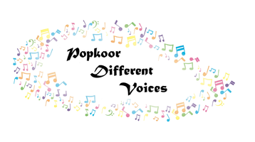 POPKOOR DIFFERENT VOICES